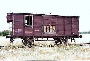 Works car in Edirne. 2000. Photo Mahmut Zeytinoğlu