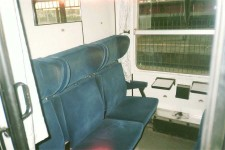 Views showing the various compartment types. 2001. Photo Gökçe Aydin.