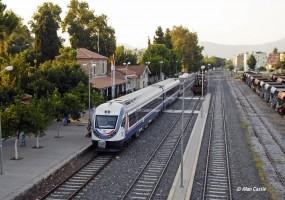 DM15000 in Seljuk station, August 2010, Photo Alan Castle