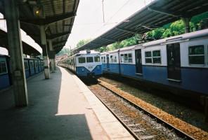 E8028 leaving Sirkeci. July 2001, photo Gökçe Aydin