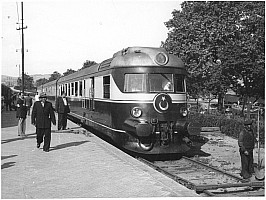 MT5300 in Haydarpaşa, June 1954. Photo A Swale