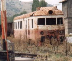 Unit MT5309, dumped in Afyon a few years  ago, Photos Altan Ataman