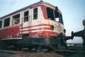 MT5410, dumped in Aydin, September 2001. Photos Altan Ataman