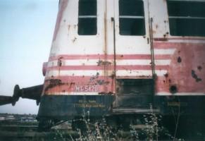 MT5420 dumped in Aydin, September 2001.Photos Altan Ataman
