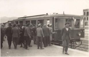 MAN railcar in Izmir area. collection & scan E. Tönük