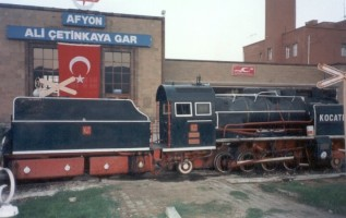 KL46001 Kocatepe in Afyon in August 2003. Photo G. Tunçbilek