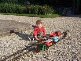 LGB Toy train
