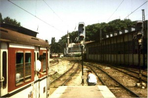 Sirkeci DRS Exit Signal 1/3