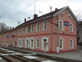 Bilecik station