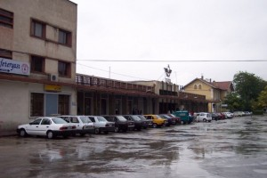 Konya station