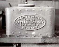 Works plate of 2201.