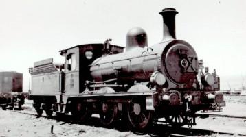 33011 at Horasan. 24th June 1956