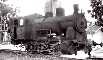 3329 at Mersin, 15th November 1955