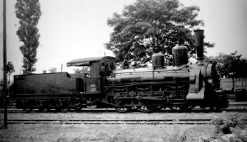 33501 at Edirne, 8th July 1955