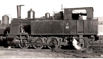 34901 at Sarıkamış 26th June 1956