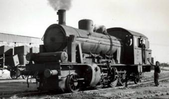 3503 at Mersin, 15th November 1955