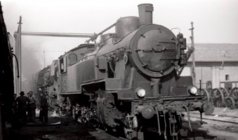3555 at İstanbul Yedikule, 26th August 1955