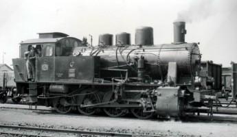 4401 at Eskişehir. 19th April 1956