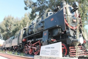 45004 at Tarsus openair Museum on 11 April 2014.