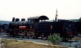 45132 Çamlık museum, 1995, photo Peter Crush