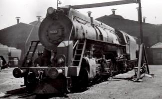 56383 Ankara Depot. 19th August 1955