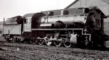 56916 İzmir  Halkapınar. 15th December 1955