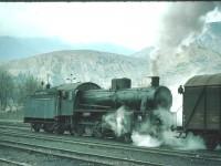 34008 at Karabuk 17 March 1977