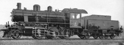 34054 posing for Nohab official factory photographer, 1930