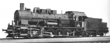 55001 type, Nohab factory picture, 1927