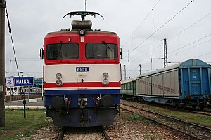 E52516 in Halkalı, September 2007. Image Copyright © Fehmi Inel