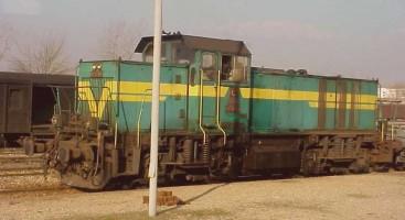 DE11000 at Erzincan
