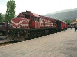 DE21506 in Karabük, 2000. Photo Phil Wormald