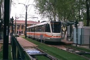 Kayseri tram, 21 April 2011, Photo Jack May