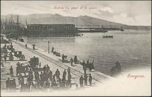 izmir douane 1900s