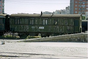 Works car in Eskişehir 2009. Photo Mahmut Zeytinoğlu