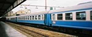 Again Içanadolu Mavi Treni. 2001. Photo Gökçe Aydin.