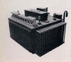 Traction transformer