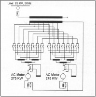 E8000 Electrical diagram