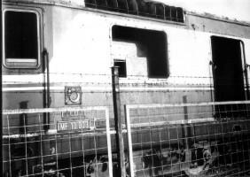 Close view of MF10003 dumped in Ankara in 1990. Photo Altan Ataman