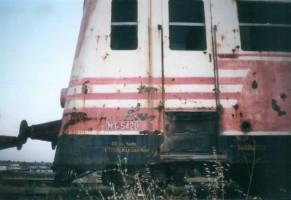 MT5420 dumped in Aydin, September 2001.Photos Altan Ataman