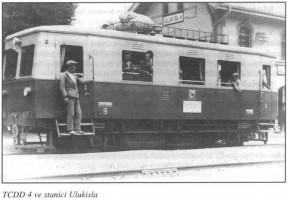 Railcar n°4 in Ulukisla. Scan Eljas Pölhö