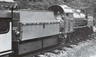 The same engine in 1965, photo Trevor Rowe