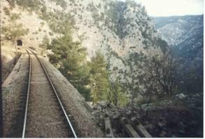 Again between Hacikiri and Belemedik, 1998. Photo Malcolm Peakman