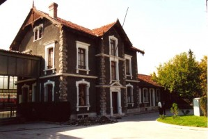 Ankara station master house, home of Mustapha Kemal Atatürk in 1920 / 1921. Photo JP Charrey