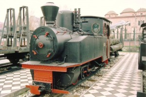 Henshel 15943 at the RMK museum, This unit bears the same number manufacturer nbr as its sister in OGU. March 2005. Photo JP Charrey