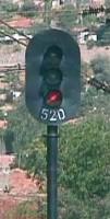 TCDD CTC signals. Kayas 2002,  Photo Ergin Tönük