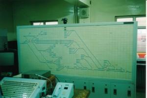 Marsandiz control room