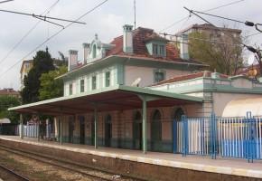 Botancı station