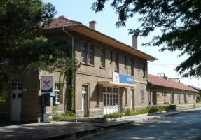 Street view of Burdur station