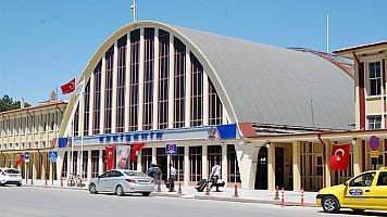 Eskişehir station
